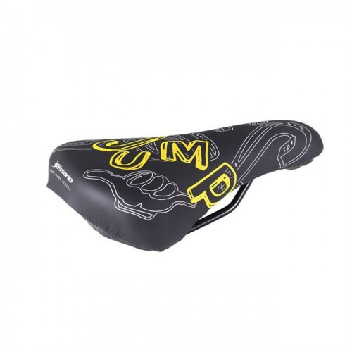 BASSANO Jump Black-Yellow Σέλα Bmx