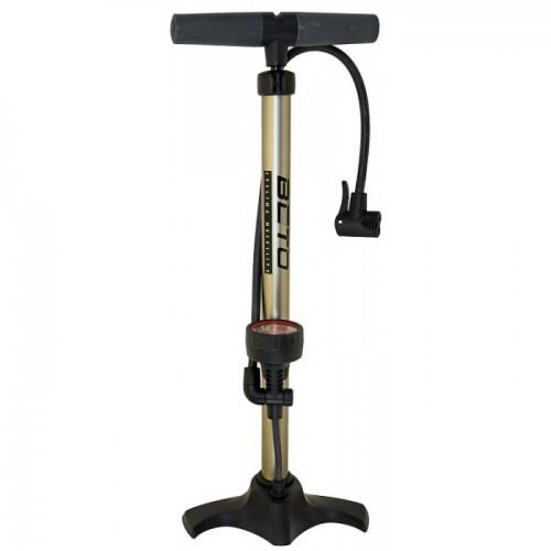 BETO FLOOR PUMP 470253 Αεραντλία -Τρόμπα Ποδηλάτου Αεραντλίες Δαπέδου