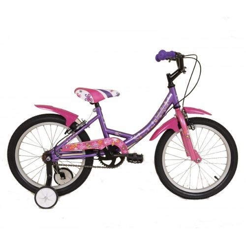 STYLE MASCOT 18'' Purple Ποδήλατο 18 inch