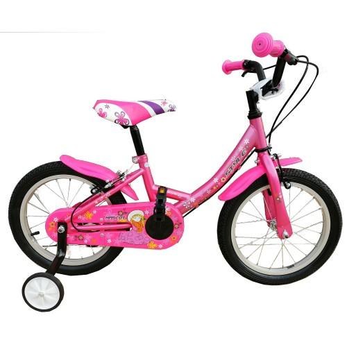 STYLE Mascot 14'' Pink Metallic Ποδήλατο 12 inch