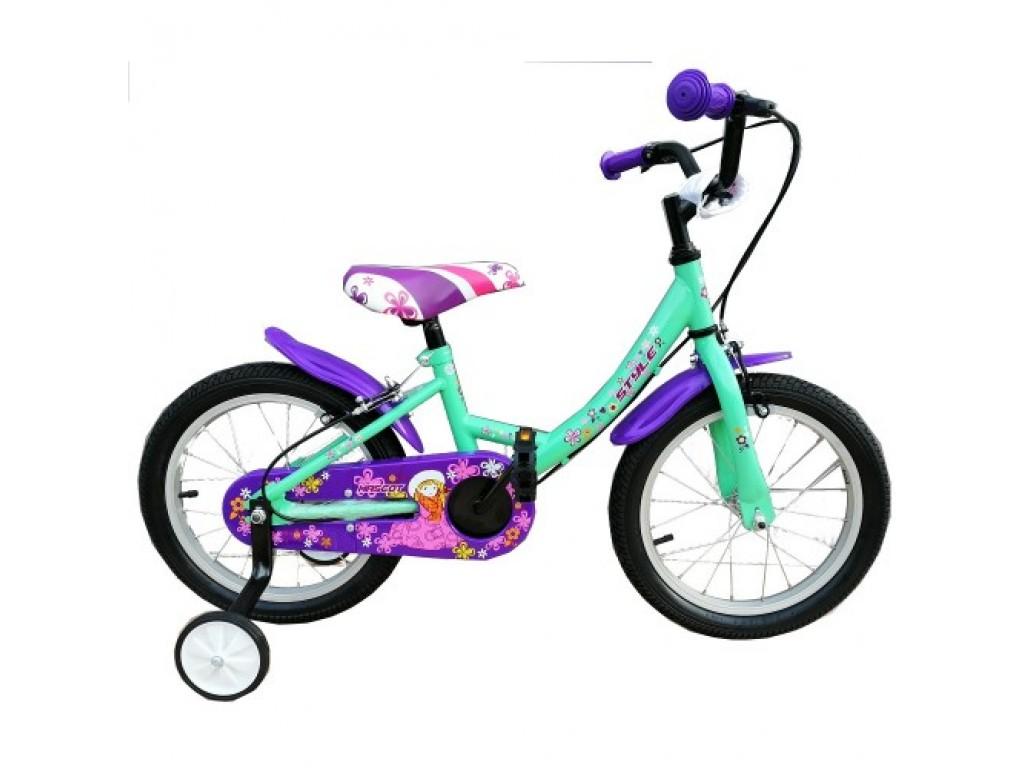 STYLE MASCOT 18'' Mint Ποδήλατο