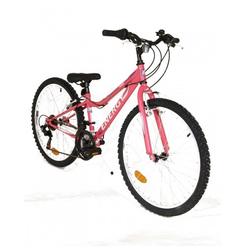 ENERGY THUNDER 24'' Ladies Pink Ποδήλατο MTB Hardtail 24''