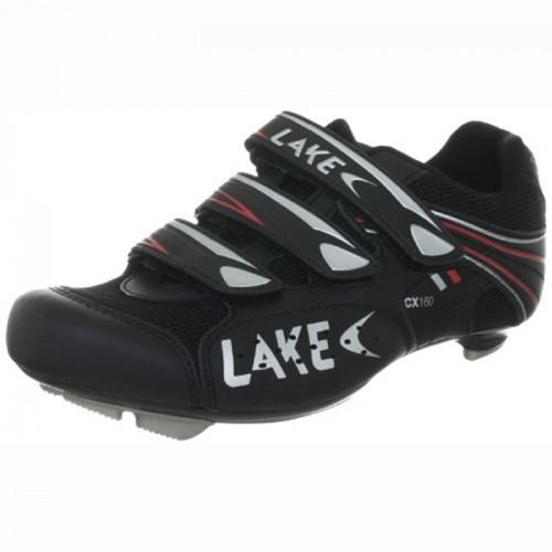 LAKE ROAD CX160 Black Παπούτσια Road