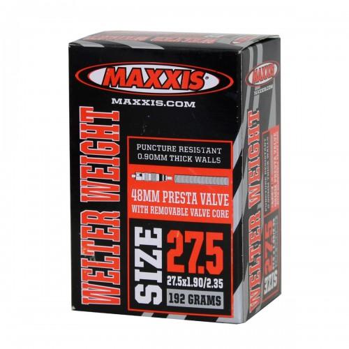 MAXXIS TUBE 27.5 x 1.9/2.35 F/V WELTER WEIGHT Αεροθάλαμος Αεροθάλαμοι 27.5
