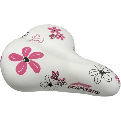 MONTE GRAPPA SELLE HAPPY FLOWERS White-Pink Σέλα City