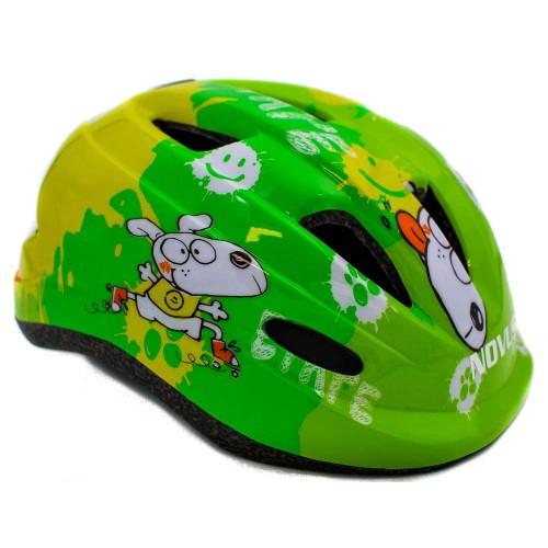 NOVUS Green Dog Κράνος Παιδικά