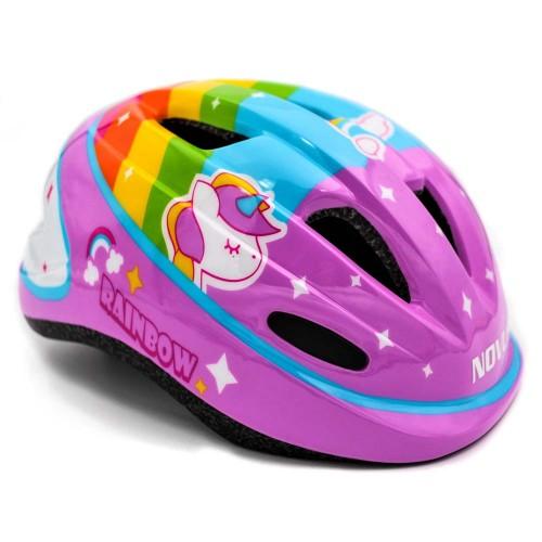 NOVUS Rainbow Κράνος Παιδικά