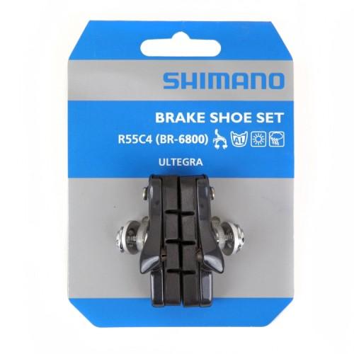 SHIMANO R55C4 BR-R8000/6800 Brake Shoe Τακάκια Παπουτσάκια φρένων