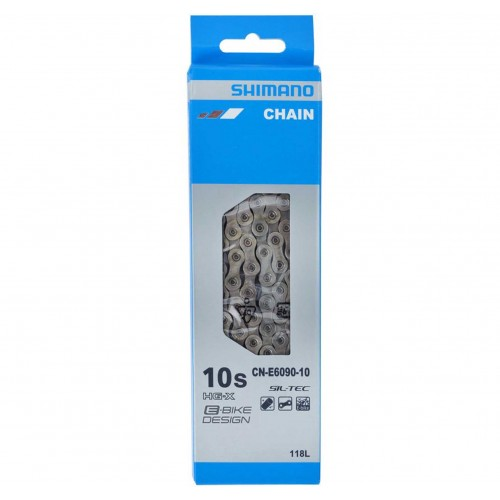 SHIMANO CN-E6090 10sp (118 link) Chain Αλυσίδα Αλυσίδες