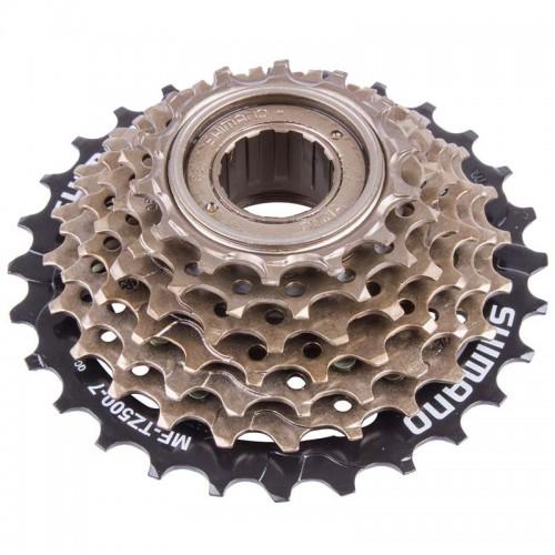 SHIMANO TOURNEY MF-TZ500 Freewheel 7sp Ελεύθερο Βιδωτό Κασέτες | Ελεύθερα