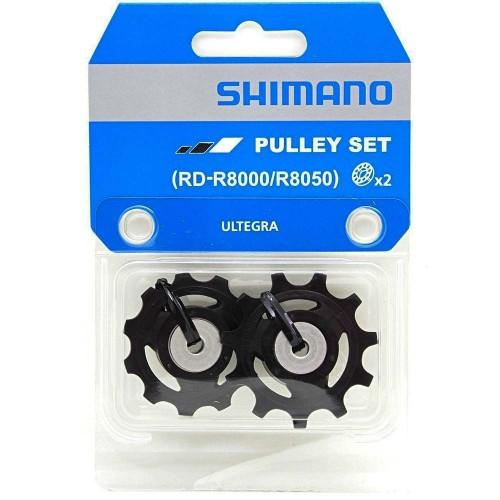 SHIMANO ULTEGRA RD-R8000 PULLEY SET Ροδάκια Σασμάν Ροδάκια Ντεραγιέρ