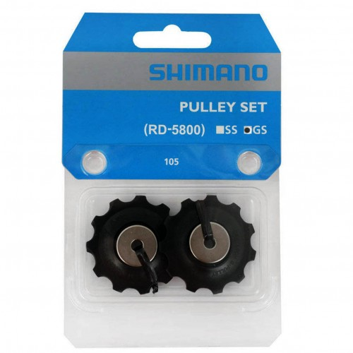 SHIMANO 105 RD-5800 PULLEY SET Ροδάκια Σασμάν Ροδάκια Ντεραγιέρ