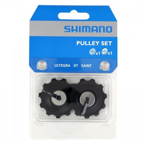 SHIMANO PULLEY SET ULTEGRA-XT-SAINT Ροδάκια Σασμάν