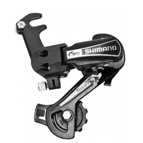 SHIMANO RD-TY21-B-GS (6sp) Σασμάν Ταχυτήτων Ντεραγιέρ οπίσθια