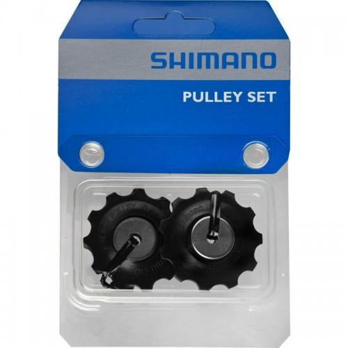 SHIMANO DEORE / RD-5700 PULLEY SET Ροδάκια Σασμάν Ροδάκια Ντεραγιέρ