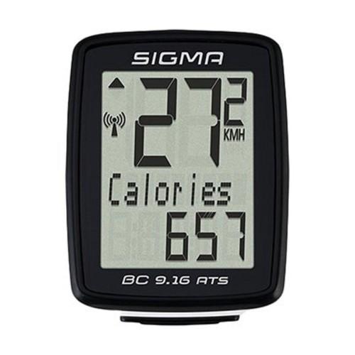 SIGMA BC 9.16 ATS Wireless Κοντέρ
