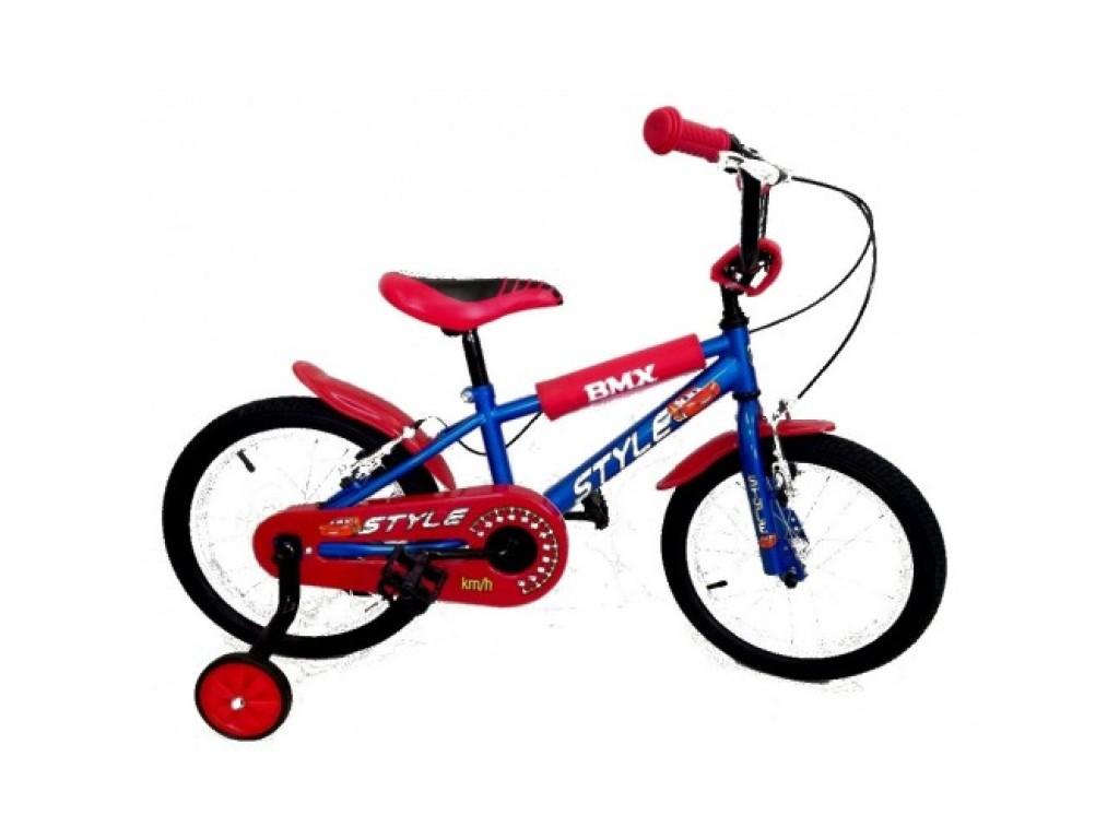 STYLE BMX 18'' Blue Ποδήλατο