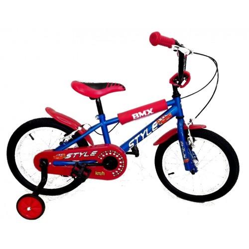 STYLE BMX 14'' Blue Ποδήλατο 14 inch