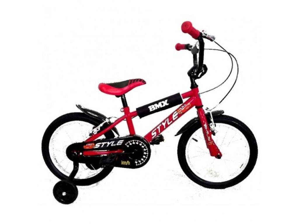 STYLE BMX 14'' Red Ποδήλατο