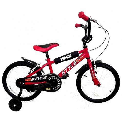 STYLE BMX 16'' Red Ποδήλατο 16 inch
