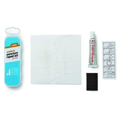 WELDTITE PUNCTURE REPAIR PVC KIT Επισκευής Φουσκωτών Κολλητικά