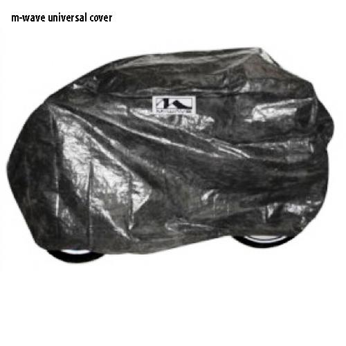 M-WAVE COVER CYCLE UNIVERSAL Κουκούλα Κουκούλες