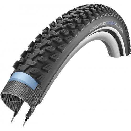 SCHWALBE MARATHON PLUS MTB 26 x 2.10 Wired Ελαστικό Ελαστικά