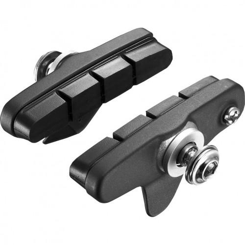 SHIMANO R55C4 BR-9000 Black Brake Shoe Τακάκια Παπουτσάκια φρένων