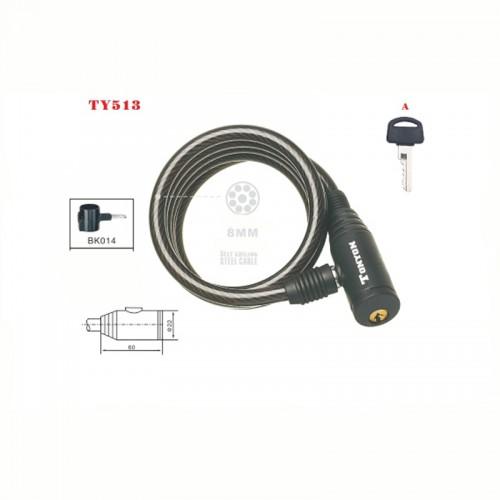 TONYON TY513 E Black Κλειδαριά Κλειδαριές